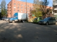 Екатеринбург, ул. Ляпустина, 15: условия парковки возле дома