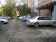 Екатеринбург, ул. Ляпустина, 13: условия парковки возле дома