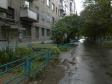 Екатеринбург, ул. Куйбышева, 96: приподъездная территория дома