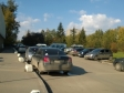 Екатеринбург, ул. Академика Бардина, 41: условия парковки возле дома