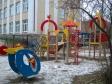 Екатеринбург, ул. Мамина-Сибиряка, 45: детская площадка возле дома