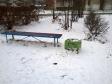 Екатеринбург, ул. Родонитовая, 10: площадка для отдыха возле дома