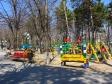 Краснодар, Атарбекова ул, 52: детская площадка возле дома