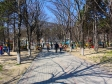 Краснодар, Атарбекова ул, 52: площадка для отдыха возле дома
