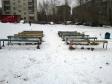 Екатеринбург, ул. Советская, 9: площадка для отдыха возле дома