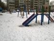 Екатеринбург, ул. Уральская, 56: детская площадка возле дома