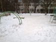 Екатеринбург, ул. Солнечная, 23: детская площадка возле дома