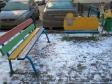 Екатеринбург, ул. Луганская, 4: площадка для отдыха возле дома