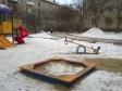 Екатеринбург, ул. Гурзуфская, 9Б: детская площадка возле дома