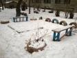 Екатеринбург, ул. Гурзуфская, 11/3: площадка для отдыха возле дома