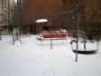 Екатеринбург, ул. Гурзуфская, 5: детская площадка возле дома