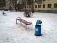 Екатеринбург, ул. Посадская, 41: площадка для отдыха возле дома