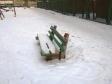 Екатеринбург, ул. Уральская, 61: площадка для отдыха возле дома