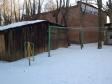 Екатеринбург, пер. Парковый, 6Б: детская площадка возле дома