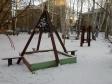 Екатеринбург, ул. Гражданской войны, 7: детская площадка возле дома