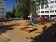 Тольятти, ул. Свердлова, 9Ж: детская площадка возле дома