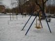Екатеринбург, ул. Баумана, 16: детская площадка возле дома