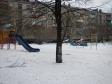Екатеринбург, ул. Стачек, 17: детская площадка возле дома