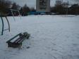 Екатеринбург, Babushkina st., 6А: площадка для отдыха возле дома