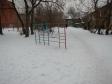 Екатеринбург, ул. Шефская, 5: спортивная площадка возле дома