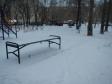 Екатеринбург, ул. Баумана, 5: площадка для отдыха возле дома