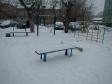Екатеринбург, ул. Бабушкина, 24: площадка для отдыха возле дома