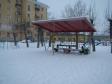 Екатеринбург, ул. Стачек, 25: площадка для отдыха возле дома