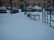 Екатеринбург, ул. Баумана, 22: площадка для отдыха возле дома