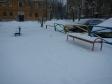 Екатеринбург, ул. Баумана, 24: площадка для отдыха возле дома