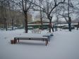 Екатеринбург, ул. Баумана, 27: площадка для отдыха возле дома