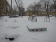 Екатеринбург, ул. Стачек, 27: детская площадка возле дома