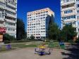 Тольятти, ул. Свердлова, 7В: детская площадка возле дома