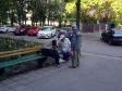 Тольятти, Leninsky avenue., 8: площадка для отдыха возле дома