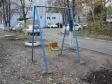 Краснодар, Атарбекова ул, 33: детская площадка возле дома