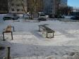 Екатеринбург, ул. Баумана, 46: площадка для отдыха возле дома