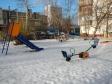 Екатеринбург, ул. Баумана, 44: детская площадка возле дома