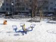 Тольятти, ул. Дзержинского, 43: детская площадка возле дома