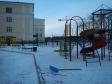 Екатеринбург, ул. Калинина, 3: спортивная площадка возле дома
