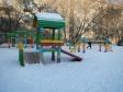 Екатеринбург, ул. Красных Борцов, 11: детская площадка возле дома