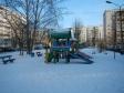 Екатеринбург, ул. Кировградская, 34: детская площадка возле дома