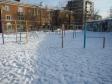 Екатеринбург, пр-кт. Орджоникидзе, 18: спортивная площадка возле дома