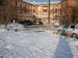 Екатеринбург, ул. Калинина, 53: площадка для отдыха возле дома