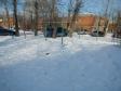 Екатеринбург, пер. Симбирский, 9: детская площадка возле дома