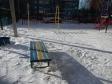 Екатеринбург, ул. Амундсена, 57: площадка для отдыха возле дома