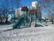 Екатеринбург, ул. Чкалова, 121: детская площадка возле дома