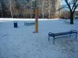 Екатеринбург, ул. Академика Бардина, 32/1: площадка для отдыха возле дома