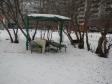 Екатеринбург, ул. Начдива Онуфриева, 24/3: площадка для отдыха возле дома