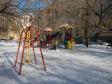 Екатеринбург, ул. Мельковская, 9: детская площадка возле дома