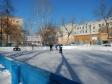 Екатеринбург, ул. Мельковская, 2Б: спортивная площадка возле дома