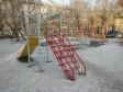 Екатеринбург, ул. Луначарского, 189: детская площадка возле дома